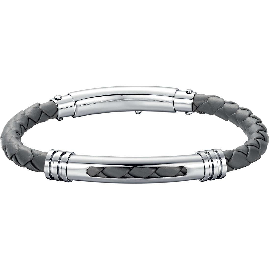 bracelet man jewellery Luca Barra LBBA514
