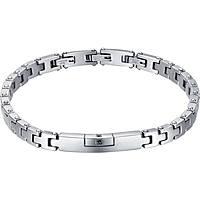 bracelet man jewellery Luca Barra LBBA516