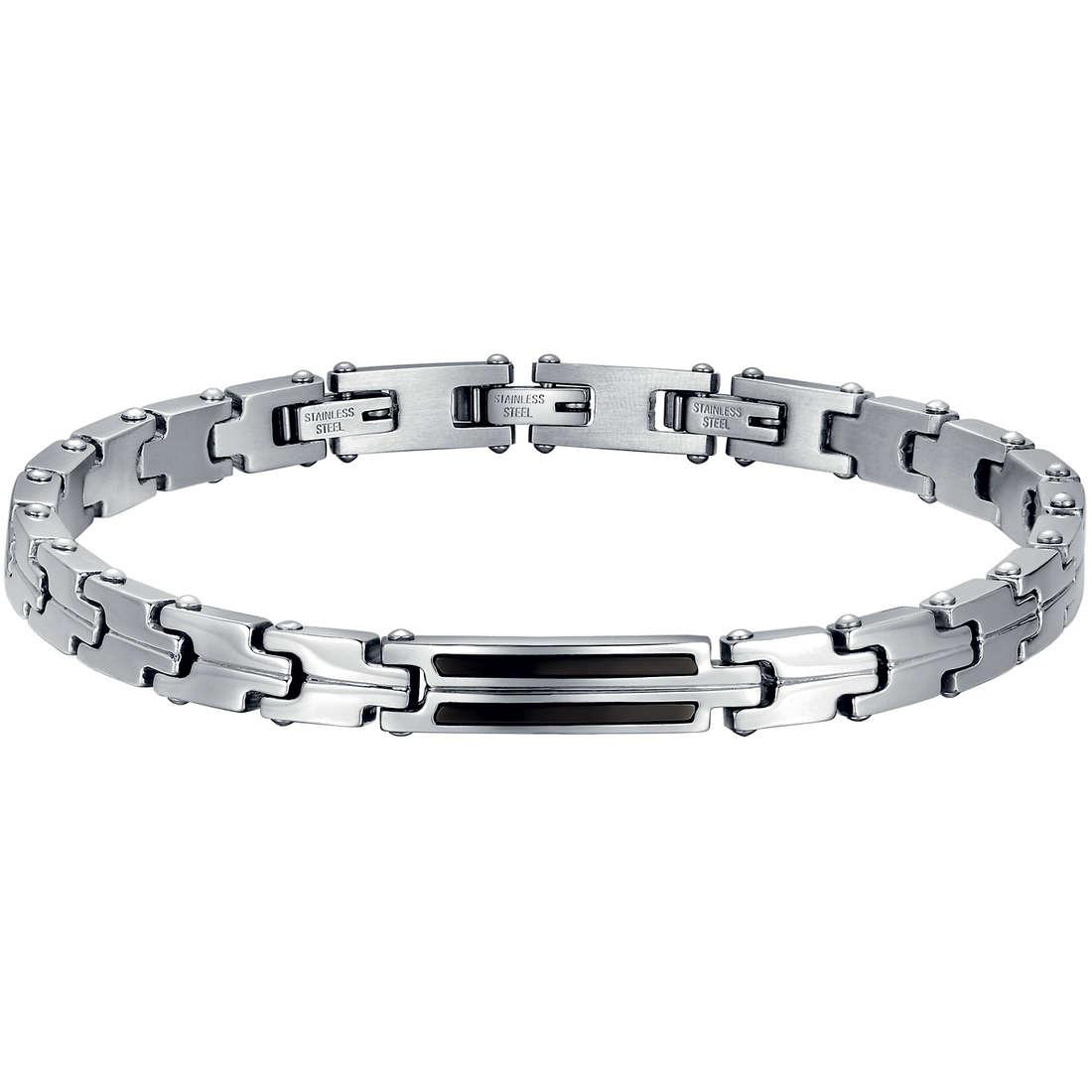 bracelet man jewellery Luca Barra LBBA519