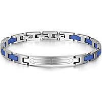 bracelet man jewellery Luca Barra LBBA523