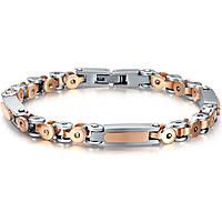 bracelet man jewellery Luca Barra LBBA536