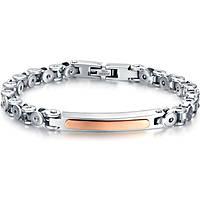 bracelet man jewellery Luca Barra LBBA539
