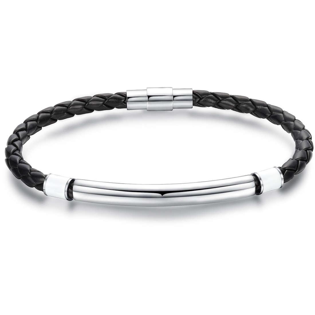 bracelet man jewellery Luca Barra LBBA540