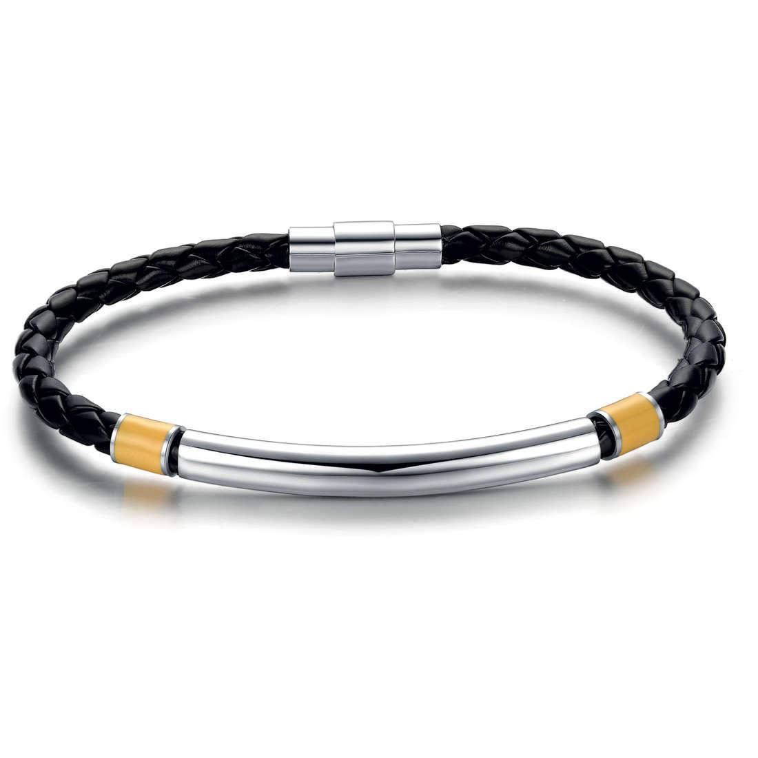 bracelet man jewellery Luca Barra LBBA542