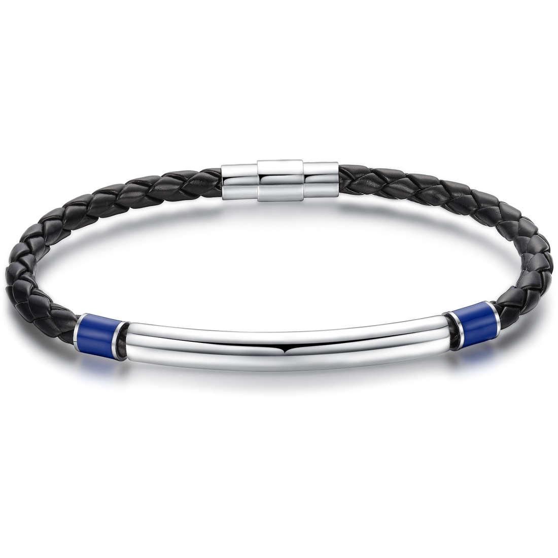 bracelet man jewellery Luca Barra LBBA543