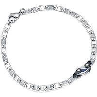 bracelet man jewellery Luca Barra LBBA546