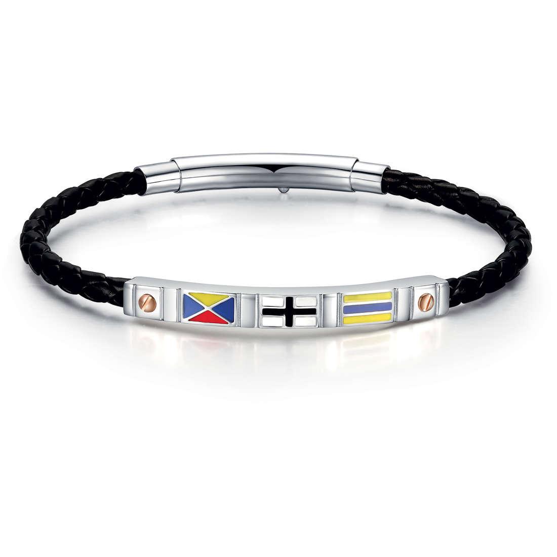 bracelet man jewellery Luca Barra LBBA548
