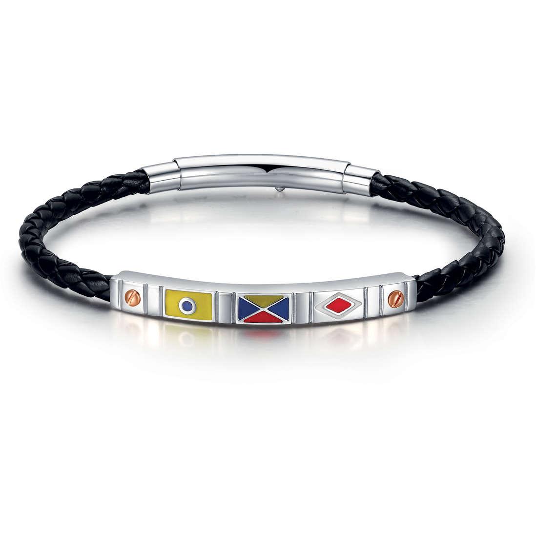 bracelet man jewellery Luca Barra LBBA549