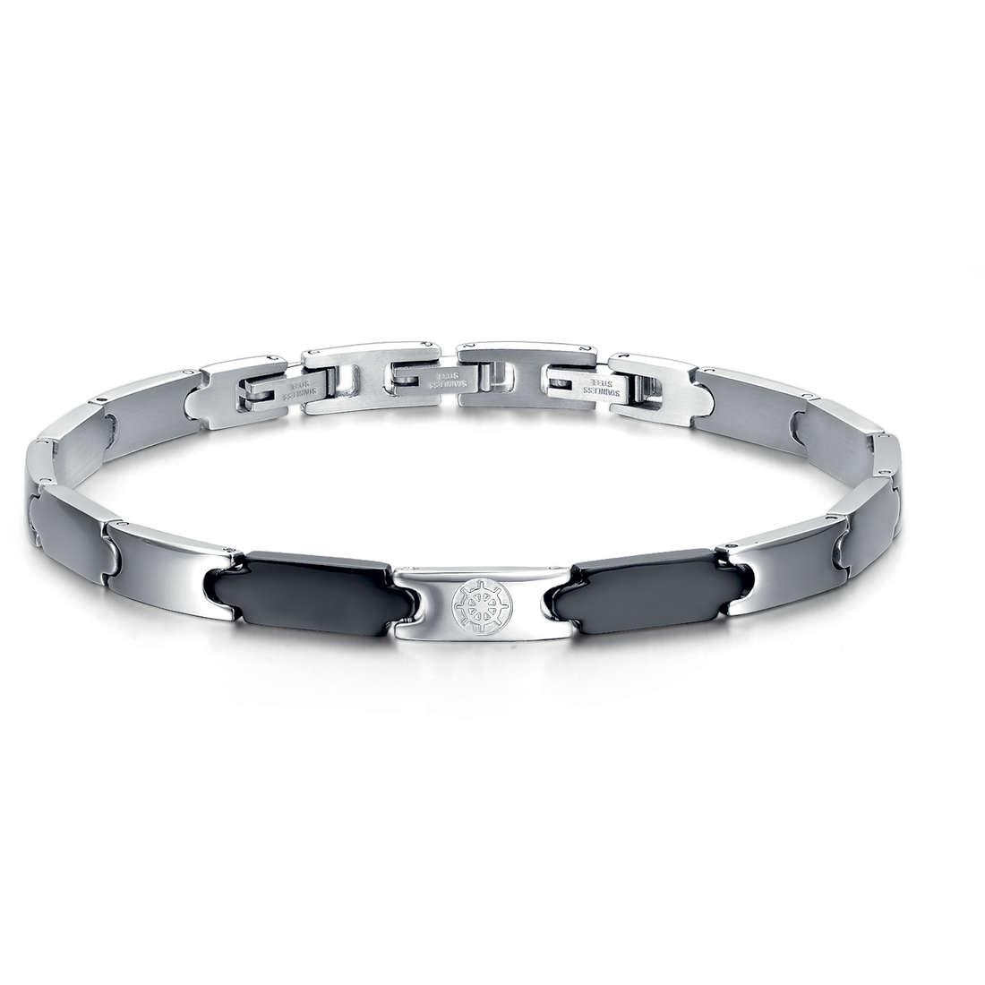 bracelet man jewellery Luca Barra LBBA553