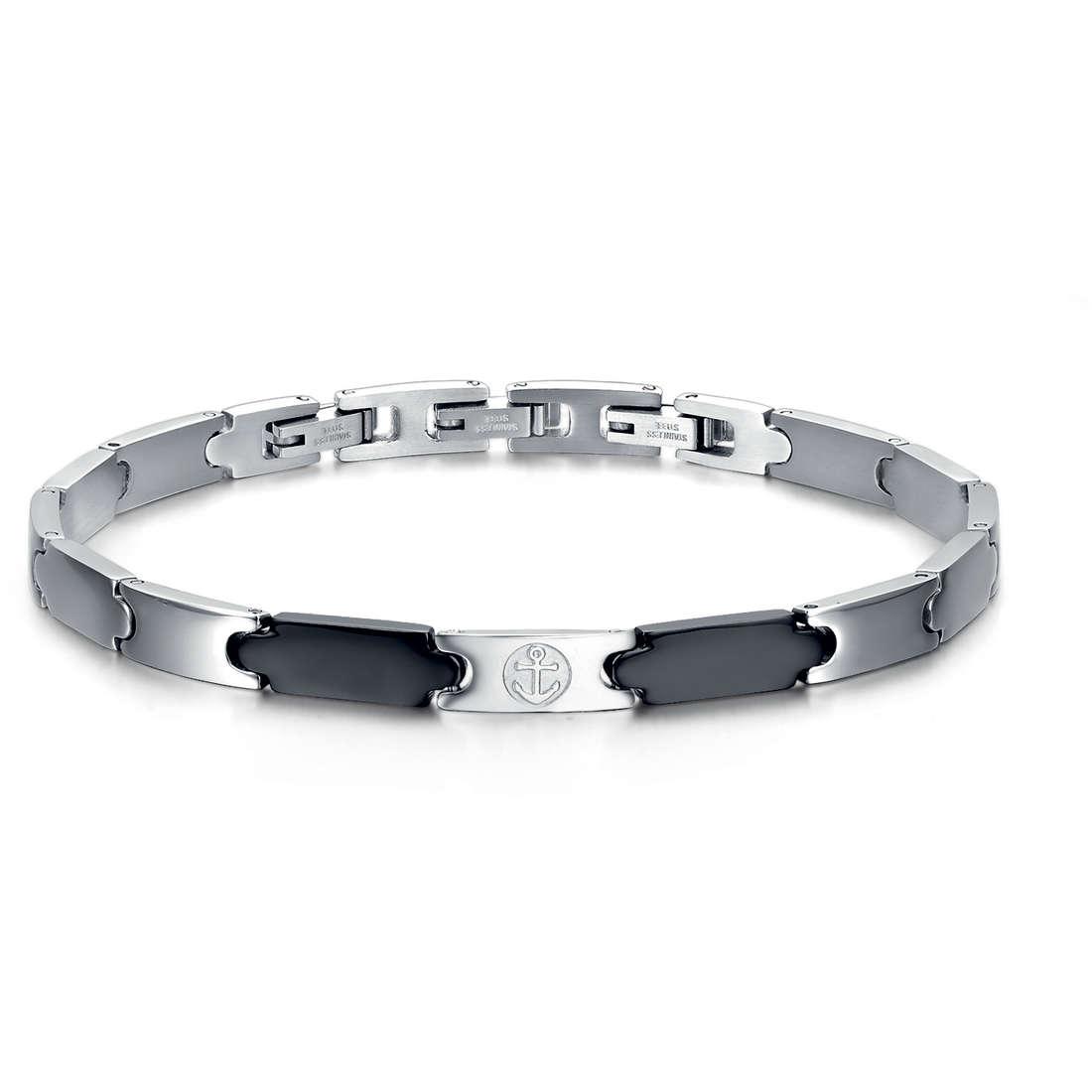 bracelet man jewellery Luca Barra LBBA556