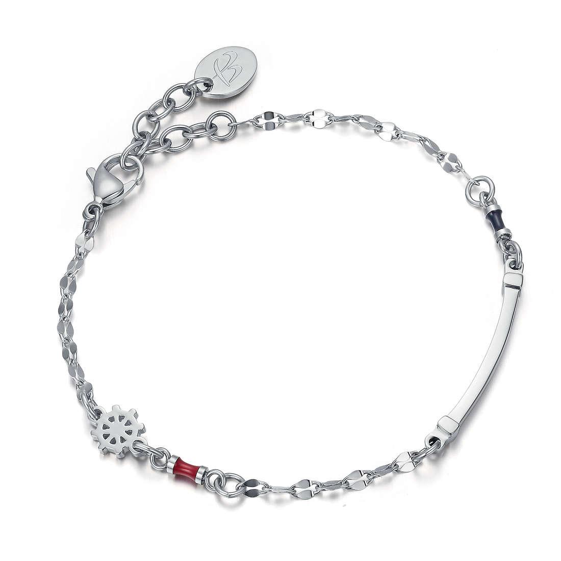 bracelet man jewellery Luca Barra LBBA564