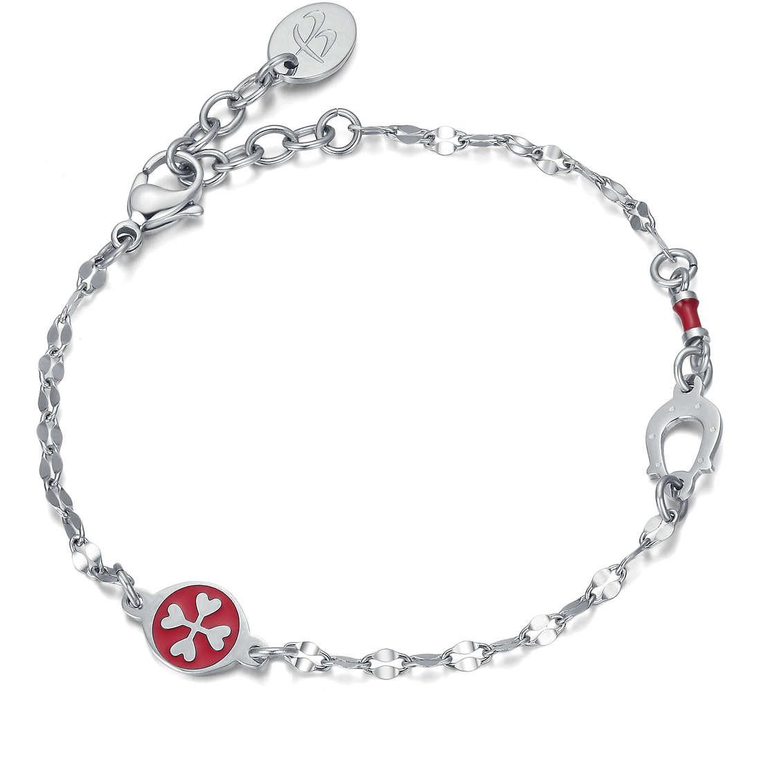 bracelet man jewellery Luca Barra LBBA565