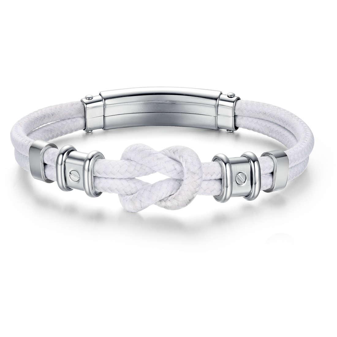 bracelet man jewellery Luca Barra LBBA570