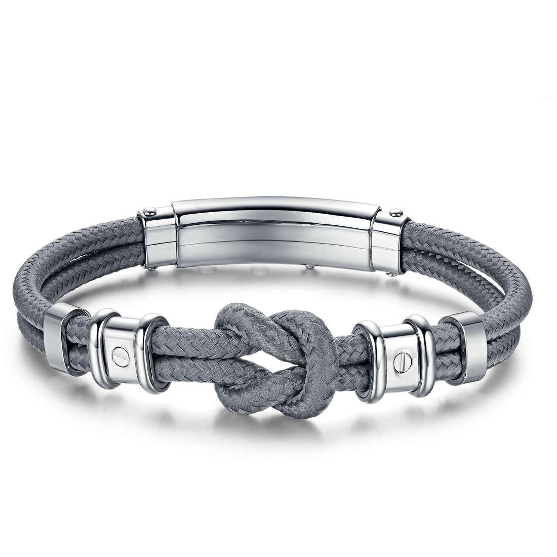 bracelet man jewellery Luca Barra LBBA572