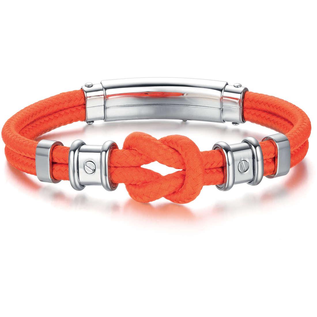 bracelet man jewellery Luca Barra LBBA573