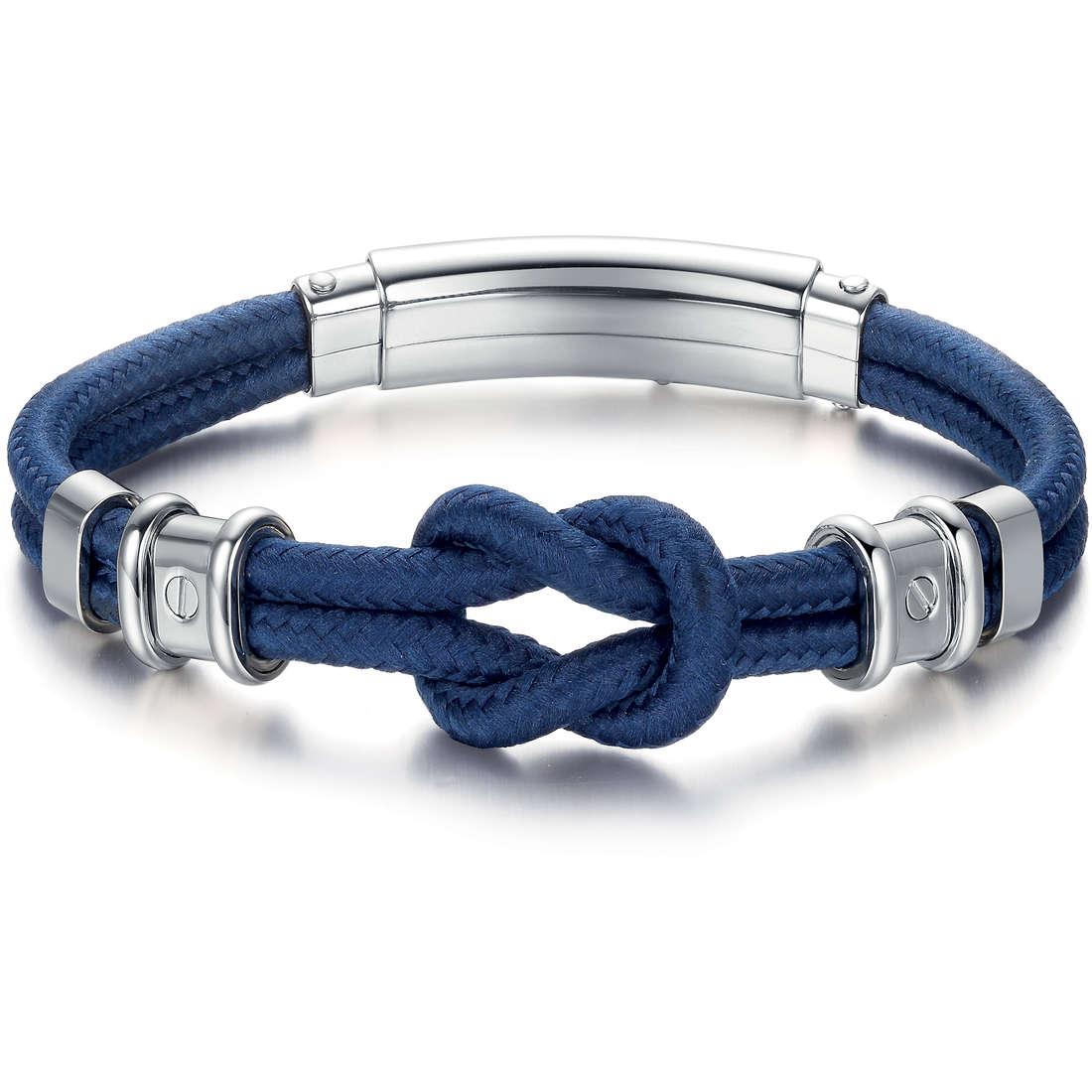 bracelet man jewellery Luca Barra LBBA574