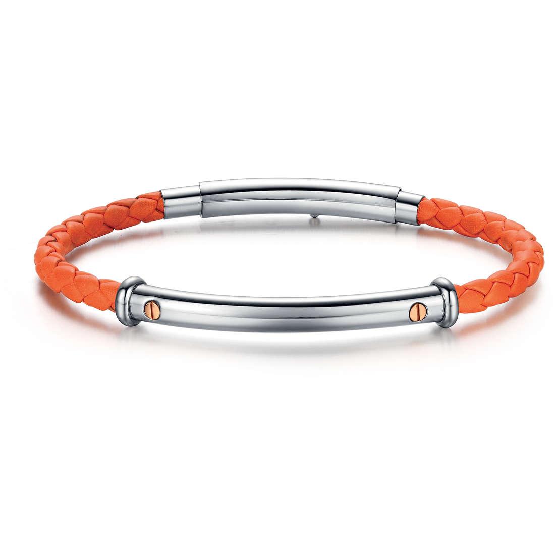 bracelet man jewellery Luca Barra LBBA579