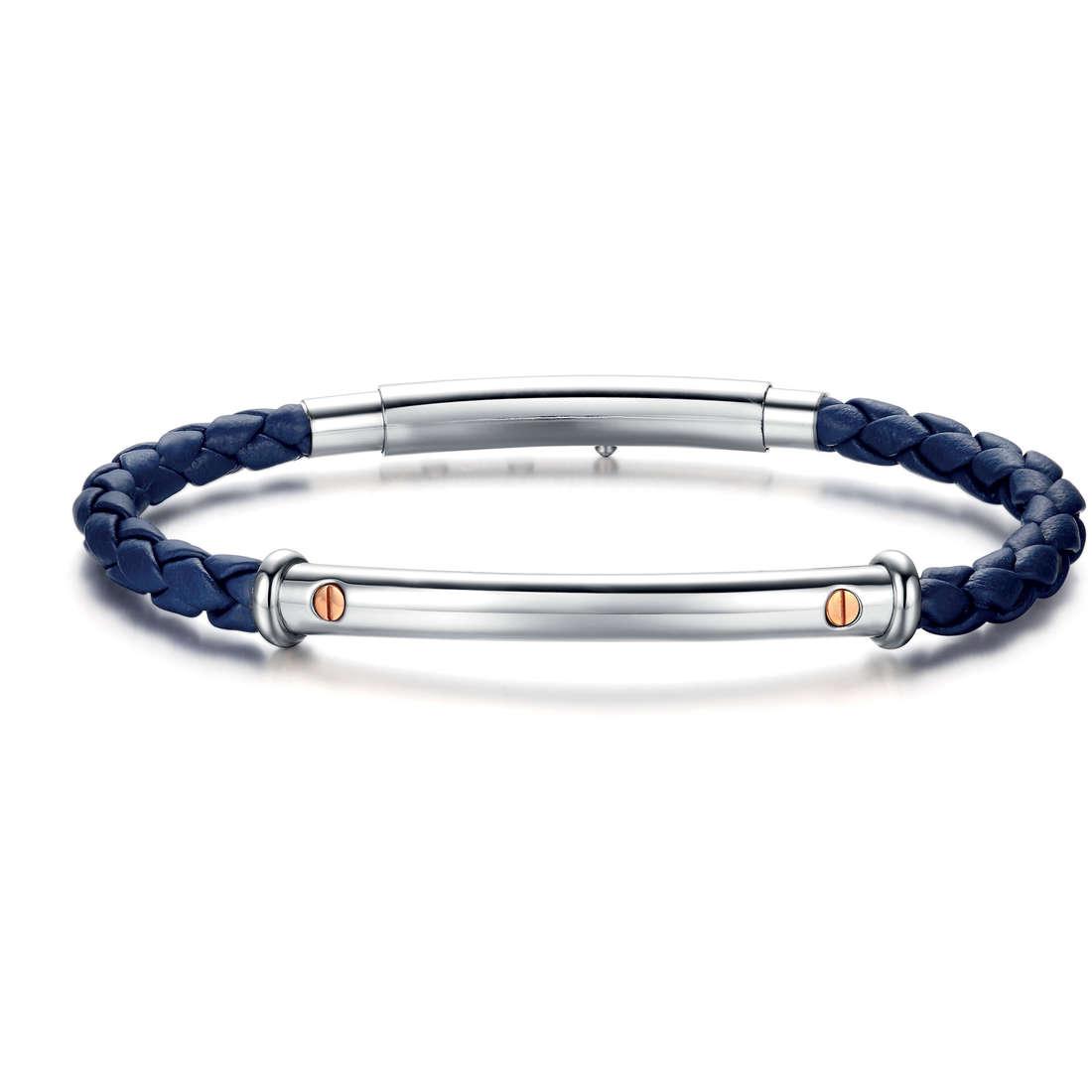 bracelet man jewellery Luca Barra LBBA580