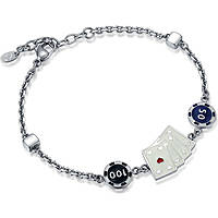 bracelet man jewellery Luca Barra LBBA594