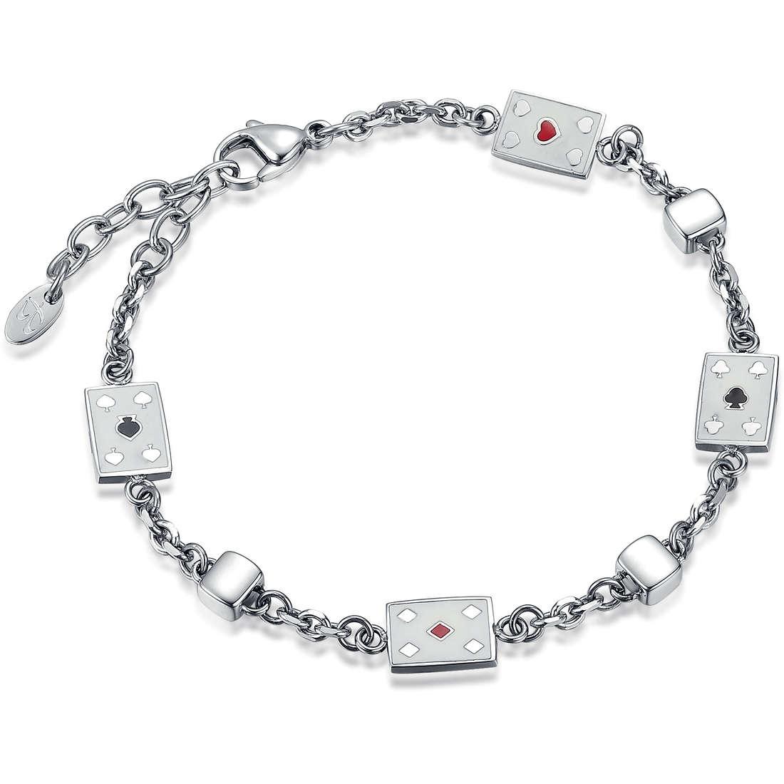 bracelet man jewellery Luca Barra LBBA595
