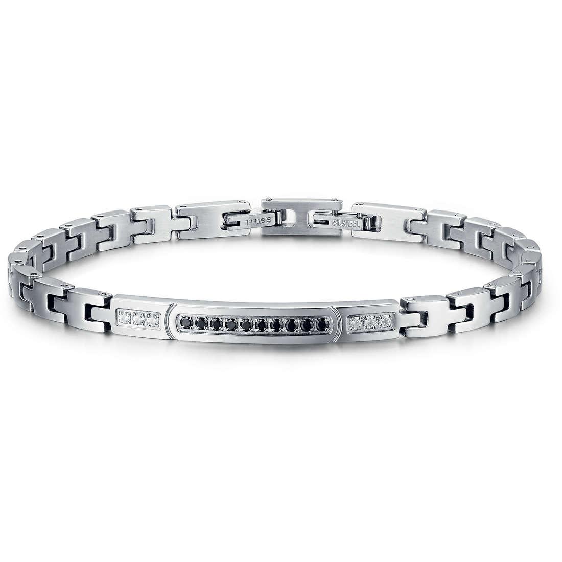 bracelet man jewellery Luca Barra LBBA607