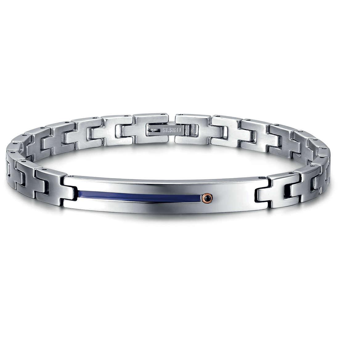 bracelet man jewellery Luca Barra LBBA614