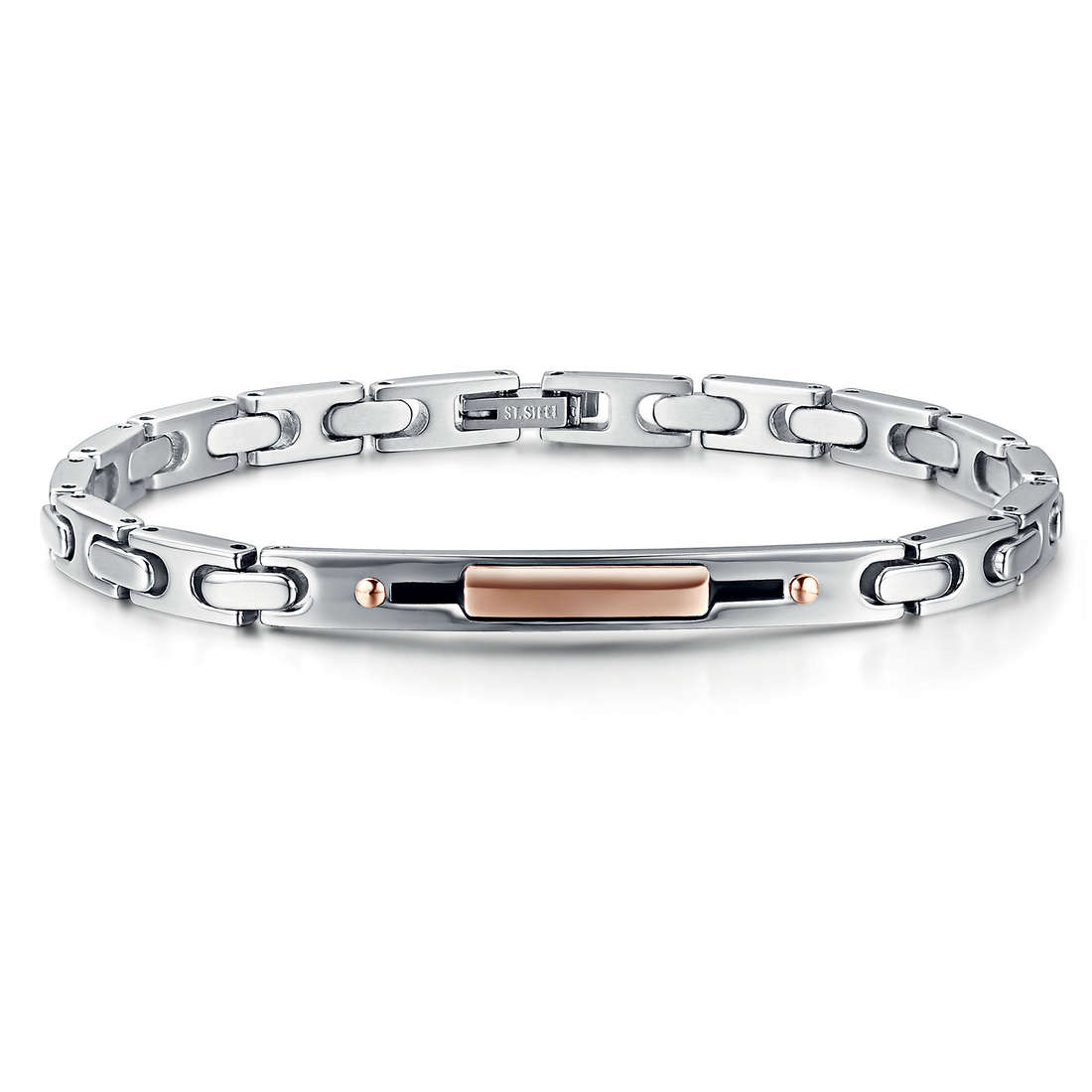 bracelet man jewellery Luca Barra LBBA616
