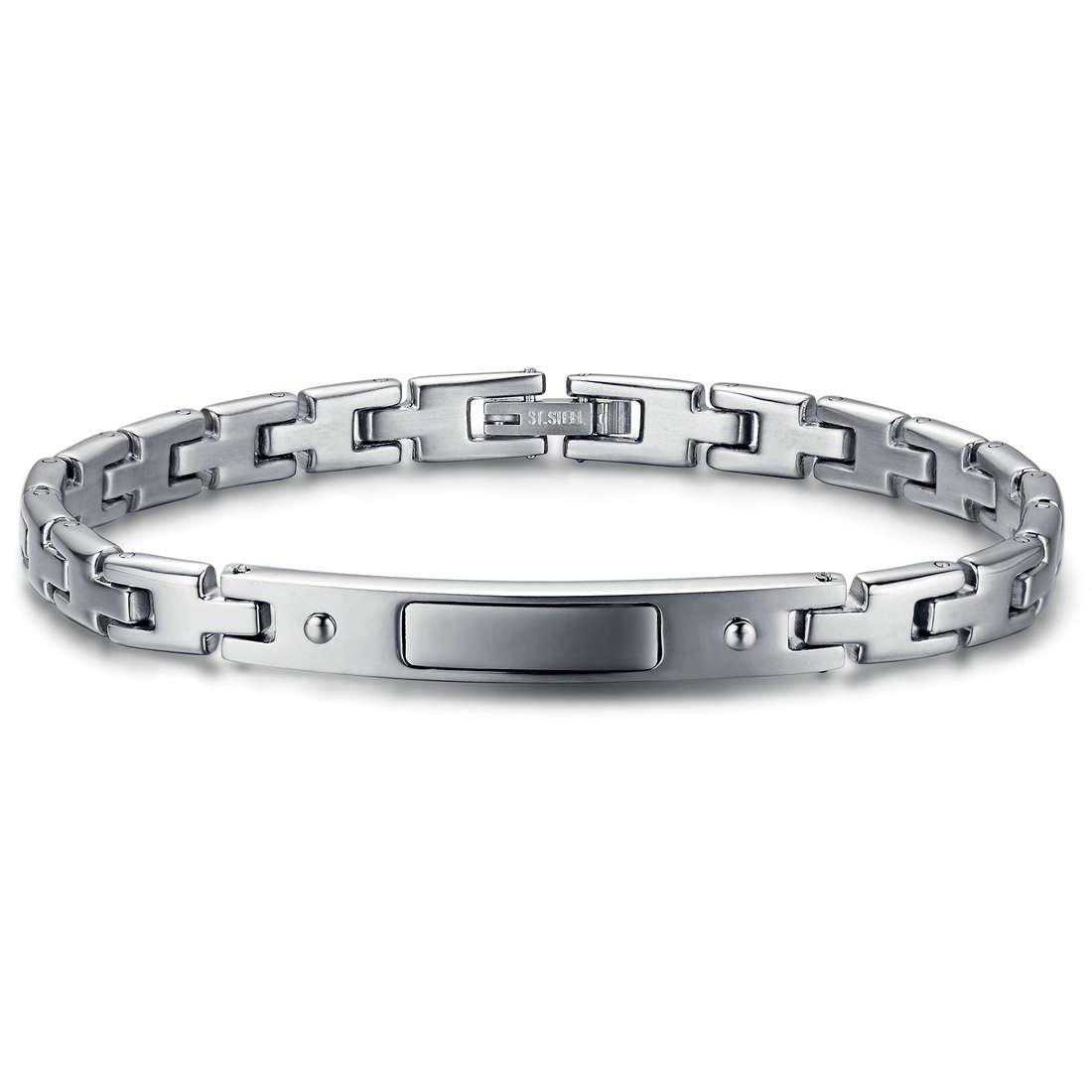 bracelet man jewellery Luca Barra LBBA618