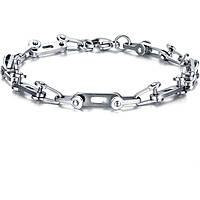 bracelet man jewellery Luca Barra LBBA642