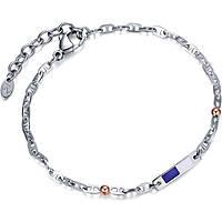 bracelet man jewellery Luca Barra LBBA656