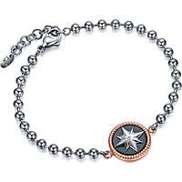 bracelet man jewellery Luca Barra LBBA658