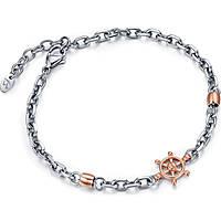 bracelet man jewellery Luca Barra LBBA662