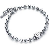 bracelet man jewellery Luca Barra LBBA672