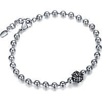 bracelet man jewellery Luca Barra LBBA674