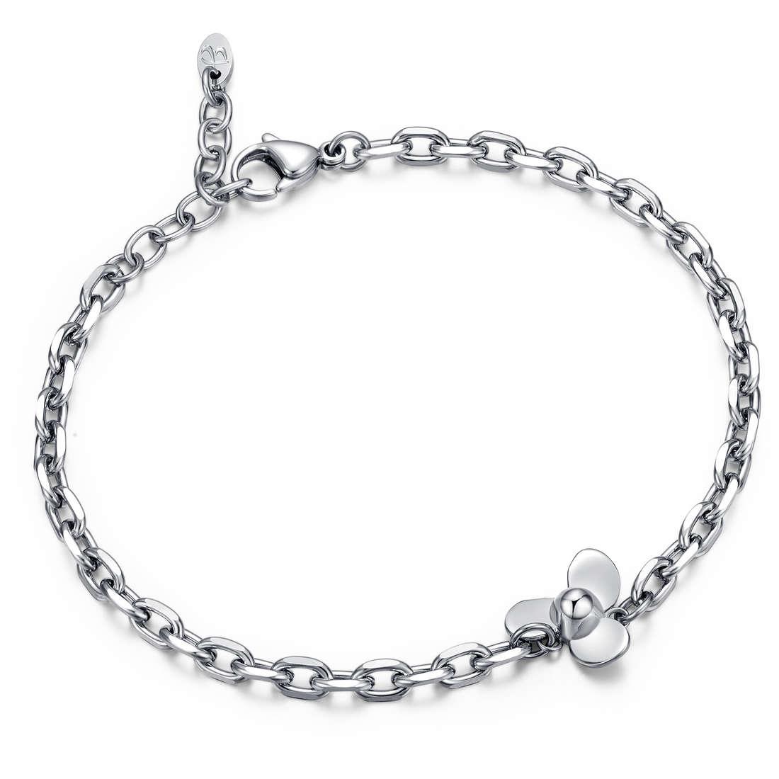 bracelet man jewellery Luca Barra LBBA682