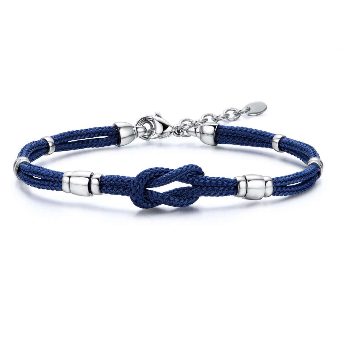 bracelet man jewellery Luca Barra LBBA691