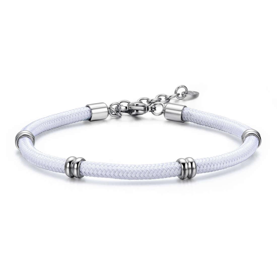 bracelet man jewellery Luca Barra LBBA692