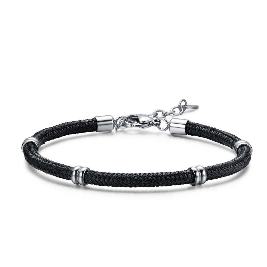 bracelet man jewellery Luca Barra LBBA693