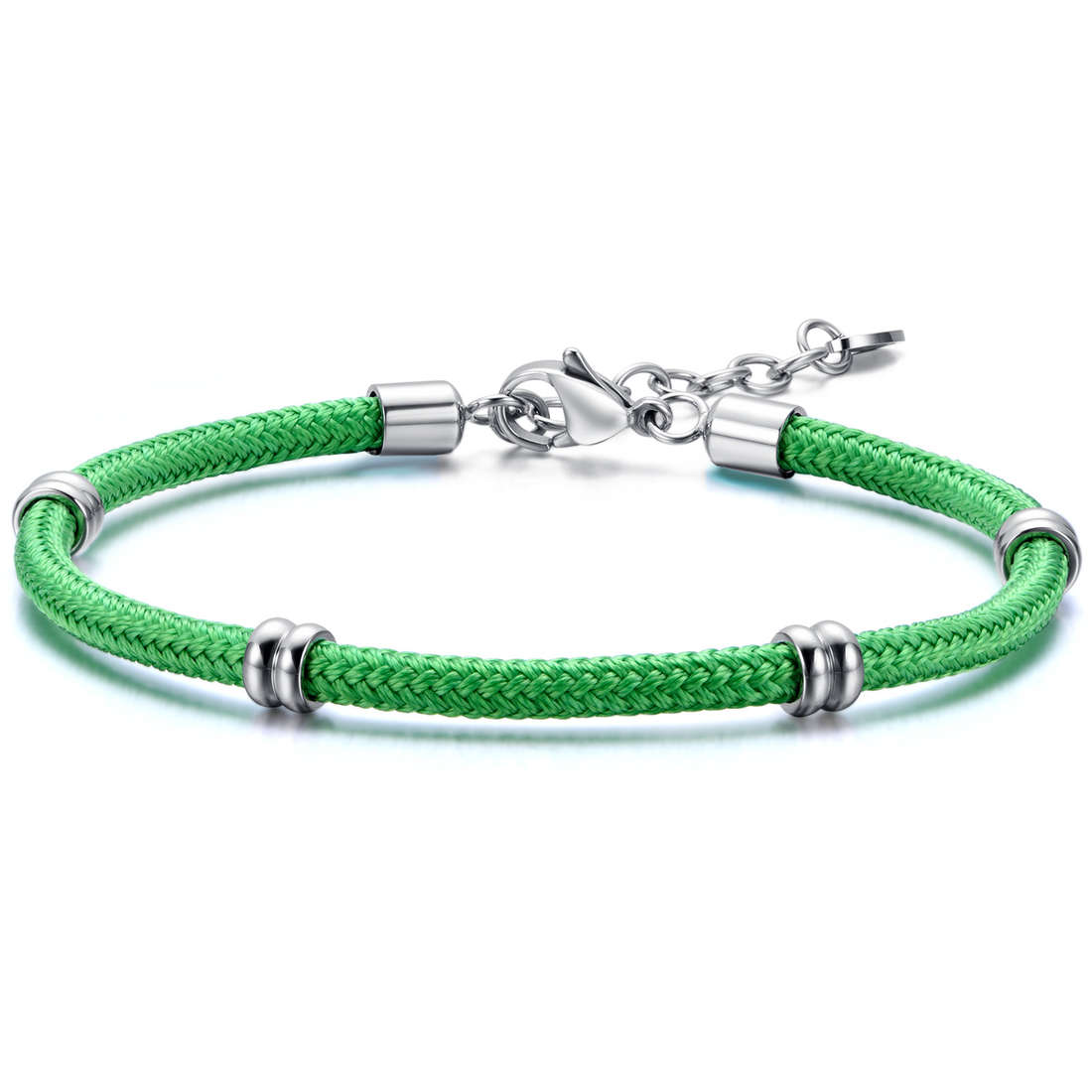 bracelet man jewellery Luca Barra LBBA696