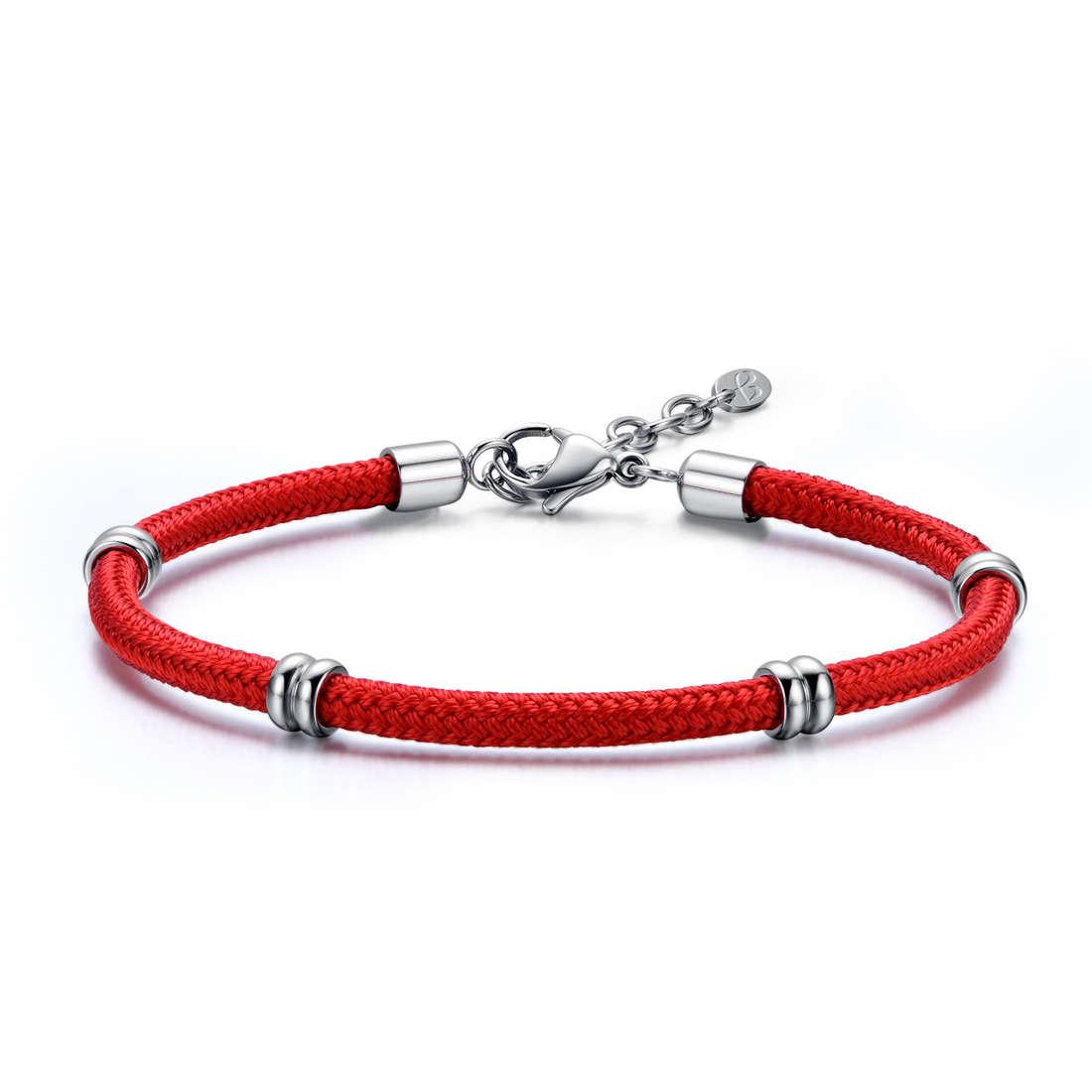 bracelet man jewellery Luca Barra LBBA697