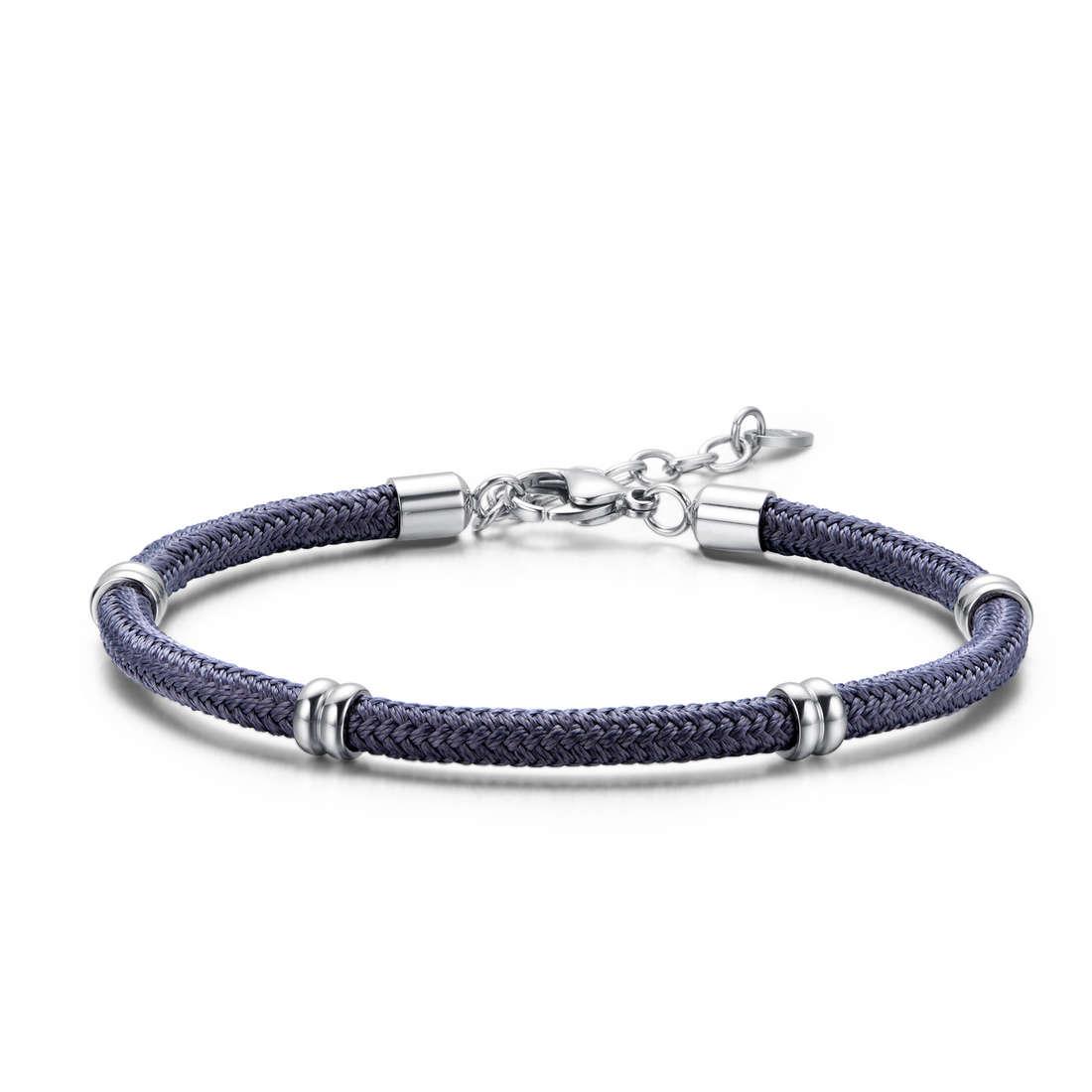bracelet man jewellery Luca Barra LBBA698