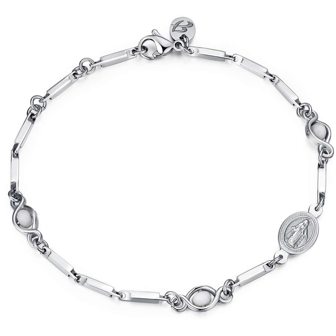 bracelet man jewellery Luca Barra LBBA704