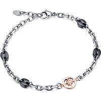 bracelet man jewellery Luca Barra LBBA707