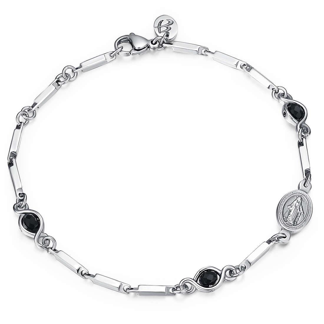 bracelet man jewellery Luca Barra LBBA708