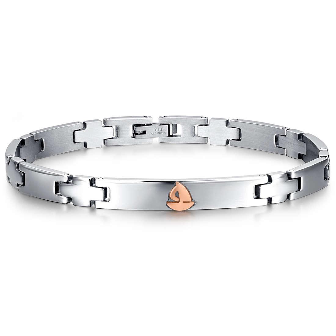 bracelet man jewellery Luca Barra LBBA720