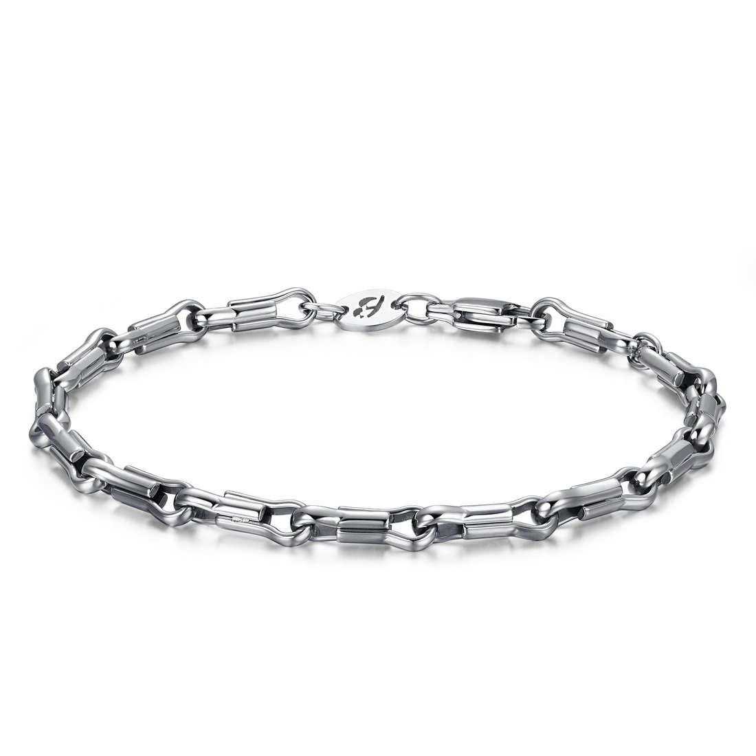 bracelet man jewellery Luca Barra LBBA723