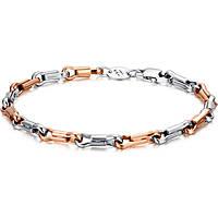 bracelet man jewellery Luca Barra LBBA725