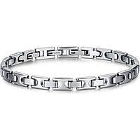 bracelet man jewellery Luca Barra LBBA733