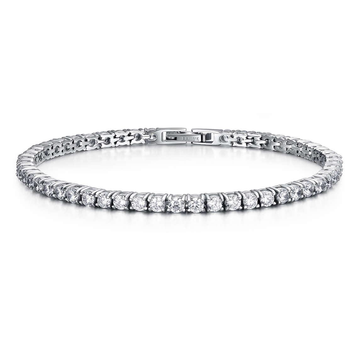 bracelet man jewellery Luca Barra LBBA737