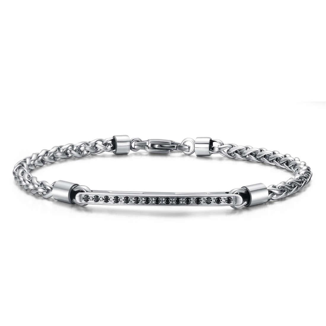 bracelet man jewellery Luca Barra LBBA741
